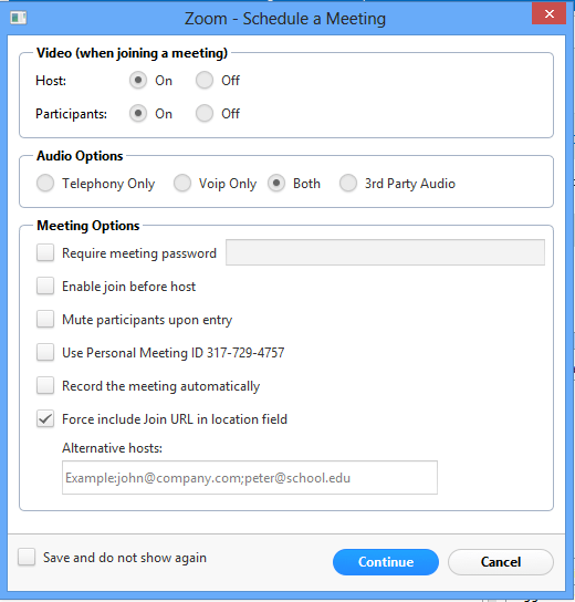 Microsoft Outlook Plugin Zoom Help Center
