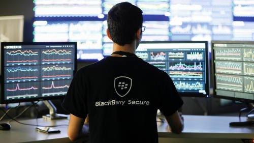 BlackBerry's Comeback As Secure IoT Hub Has Comeback