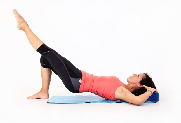 postnatal exercise videos taught by a physio & pilates instructor