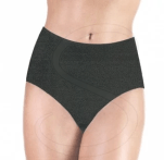 black knickers absorbent for incontinence