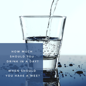 a glass how much should you drink in a day