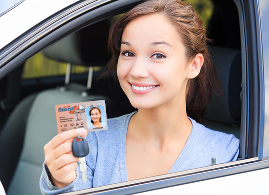 How Do You Get Your Drivers License