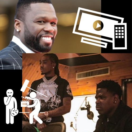 50 cent cuts quavo from tv show
