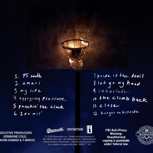 J Cole The Off-Season Tracklist