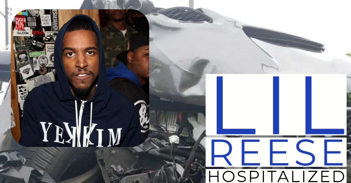 Lil Reese Hospitalized after parking lot shooting