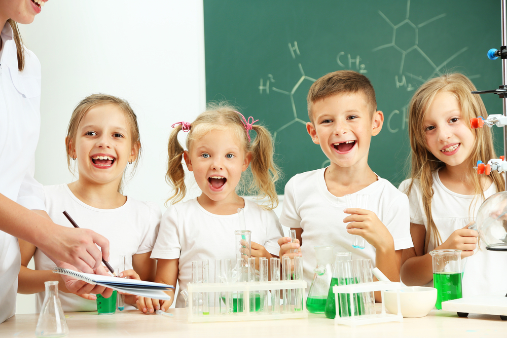 Start early to get your kids interested in STEM education and careers.