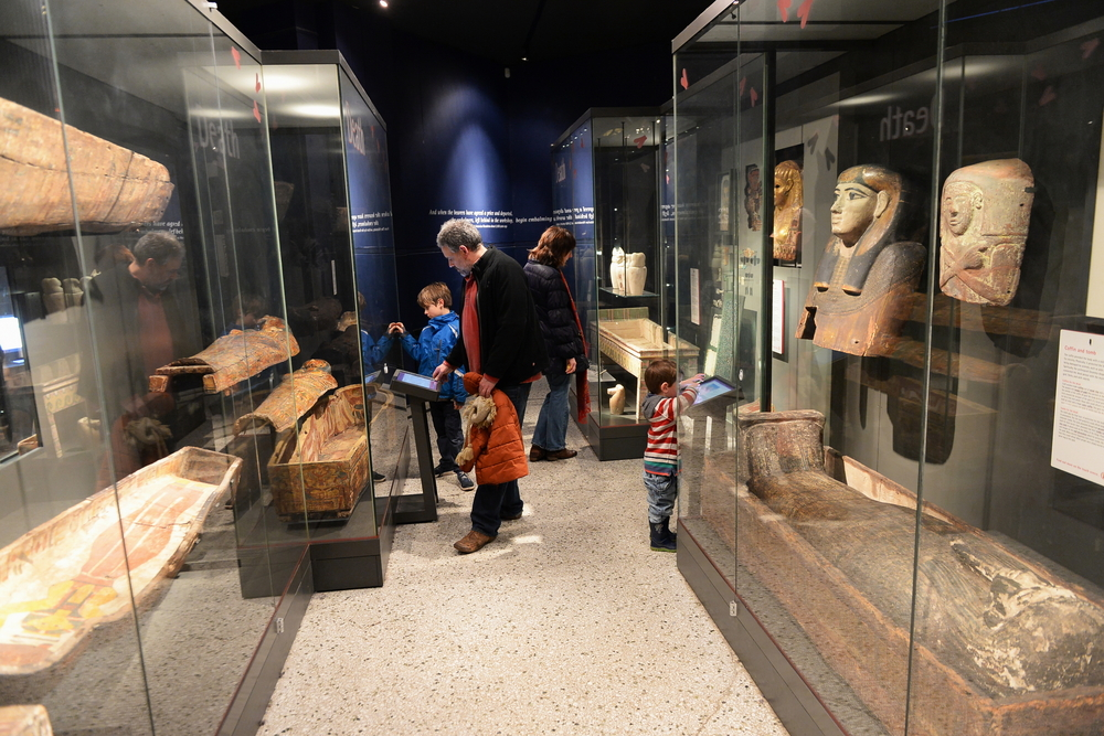 According to the Smithsonian Early Enrichment Center, even infants can benefit from going to museums. Follow these tips to make your museum trip a success.
