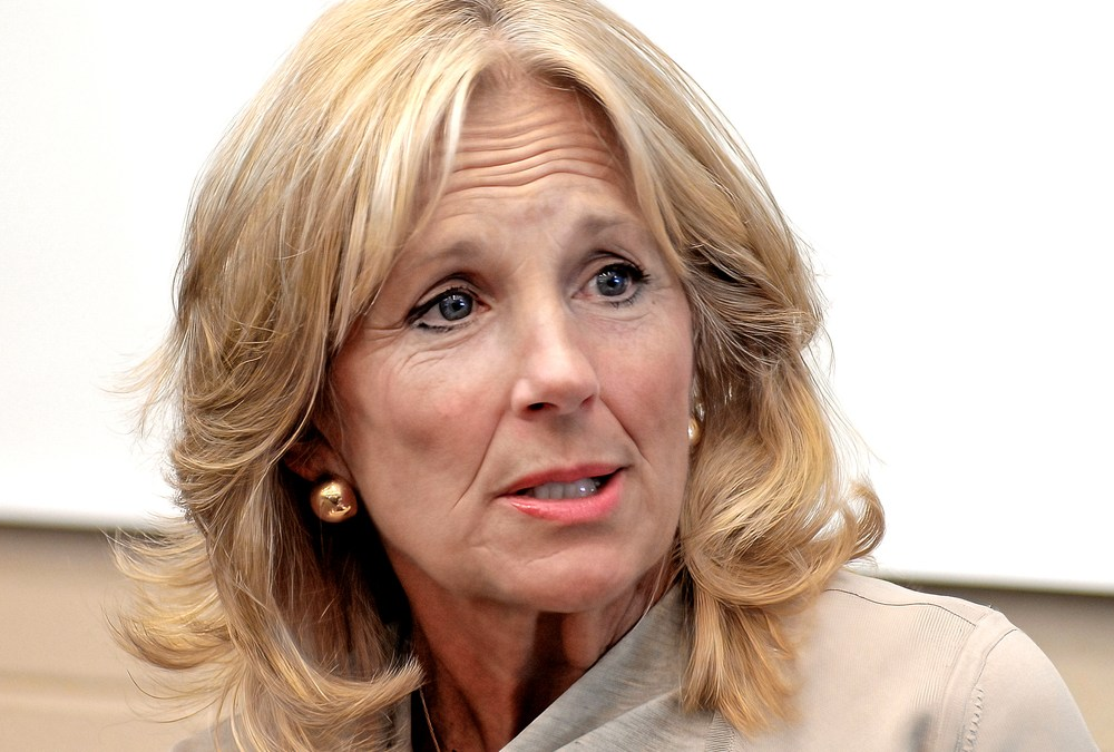 Dr. Jill Biden Wants to Keep Teaching, But Will the Constitution Let Her?
