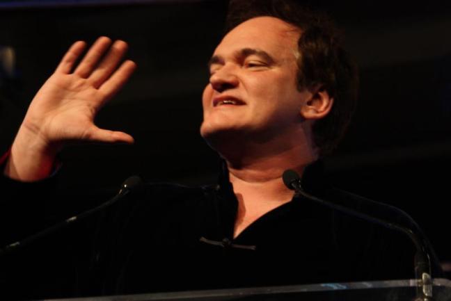 Quentin Tarantino Lizenz: CC BY 2.0 Foto von Slackerwood, Flickr