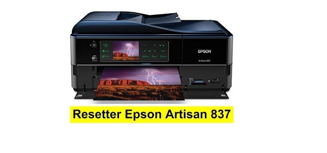 Epson Artisan 837 Adjustment Program
