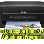 Epson Expression Home XP-205 Resetter