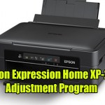 Epson Expression Home XP-210 Resetter