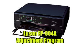 Epson EP-804A Resetter