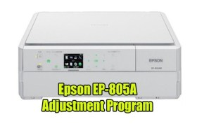 Epson EP-804AW Resetter