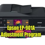 Epson EP-901A Resetter