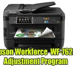 Epson Workforce WF-7620 Adjustment Program