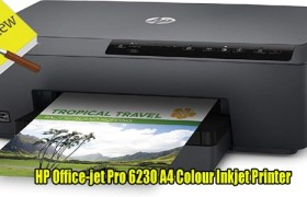 HP Office-jet Pro 6230 A4 Colour Inkjet Printer