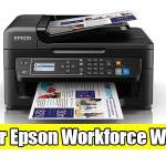 Epson WorkForce WF-2541 Adjustment Program