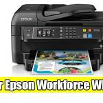 Epson WorkForce WF-2660 Adjustment Program