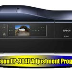 Epson EP-904F Adjustment Program