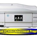 Epson EP-906F Adjustment Program