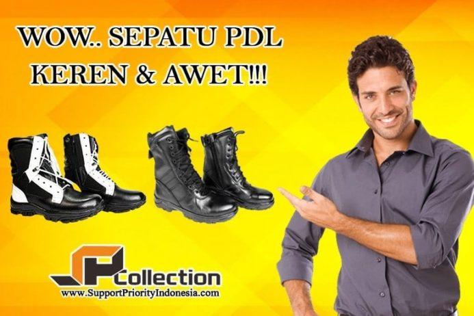 3 Rekomendasi Merk Sepatu Militer Polri