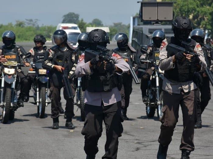Unit Kepolisian Indonesia