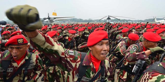 Pedoman Jiwa Korsa TNI