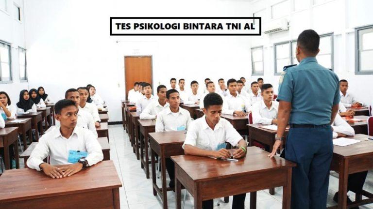Jenis Psikotes TNI POLRI