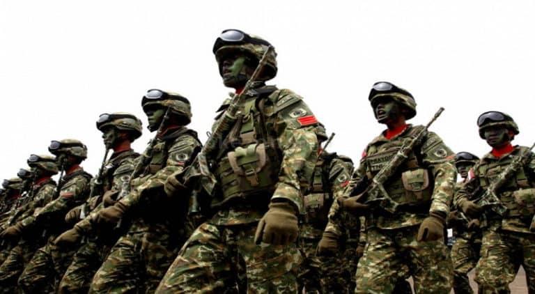 Bertahan Hidup Ala Militer