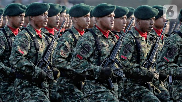 Jadwal Pendaftaran TNI 2020