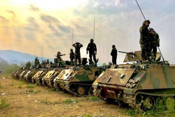 Pasukan Teraneh Sejarah Militer