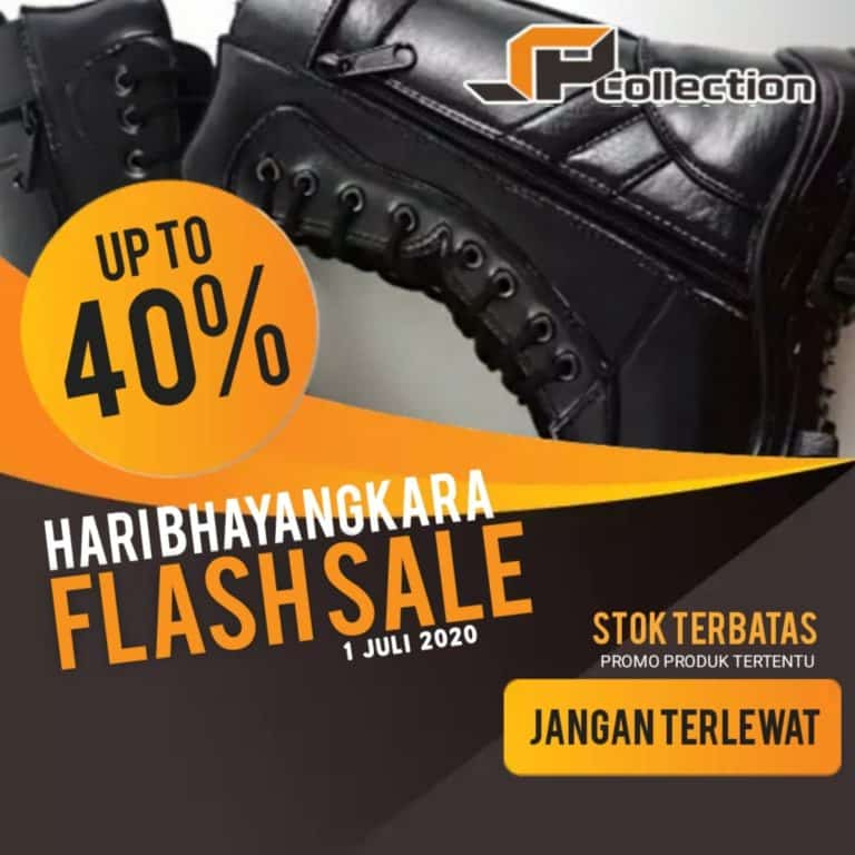 Flash SALE Diskon Up To 40%
