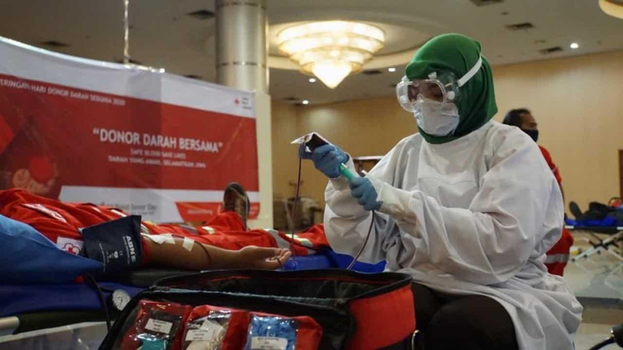 Donor Darah Serentak PMI