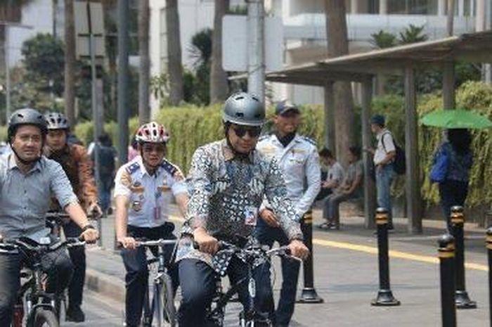 Manfaat Bersepeda Saat Pandemi