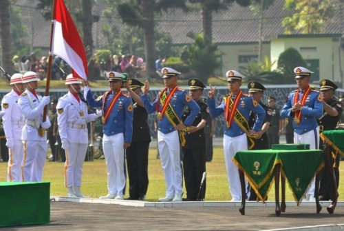 Prabowo dan KSAD Sambangi Akmil