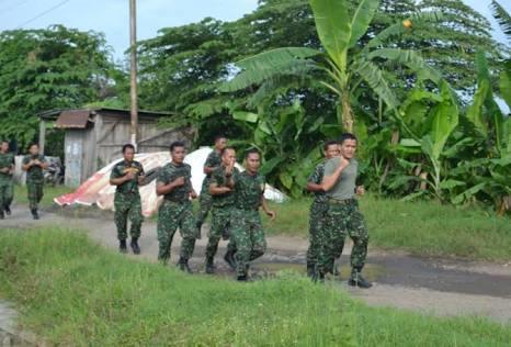 Tips Praktis Militer