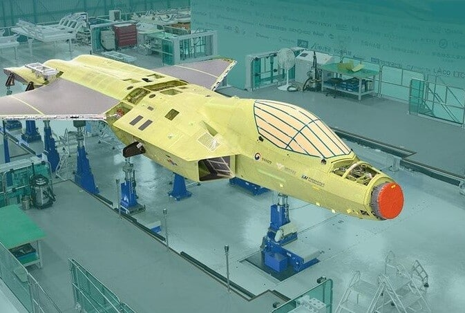 Renegosiasi Project KF-X