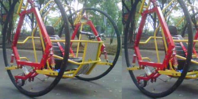 Perkembangan Sepeda Listrik
