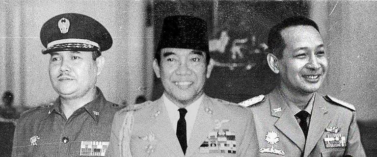 Kisah Pilu Jendral Moersjid
