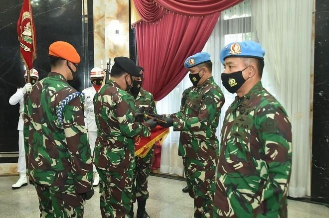 Pergantian Jabatan TNI Terbaru