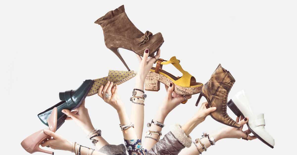 Perjalanan Sepatu dari Zaman Batu