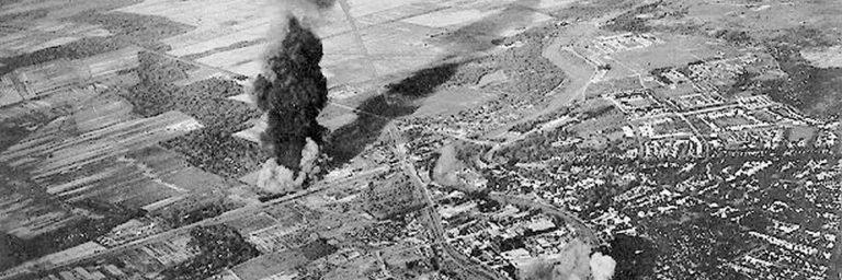 Menjelang Surabaya Dibombardir