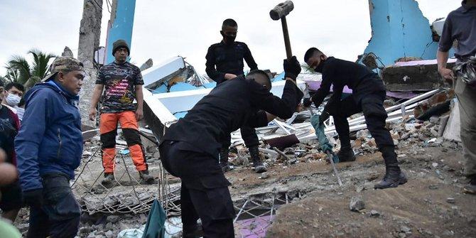 Gempa Sulbar Mamuju