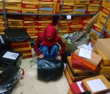 Supplier jual sepatu kulit asli sp collection