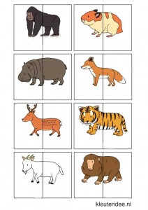 Dierenspel-voor-kleuters-kleuteridee.nl-animal-match-for-preschool-free-printable-3.-212x300