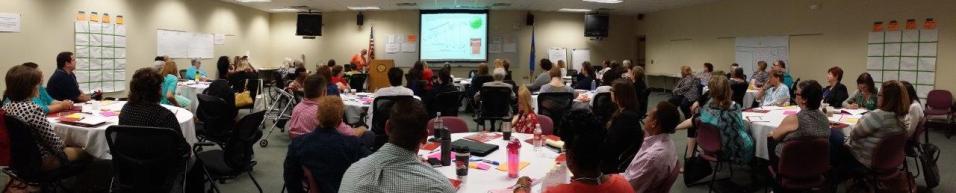 Photo: Oklahoma Stakeholder Meeting