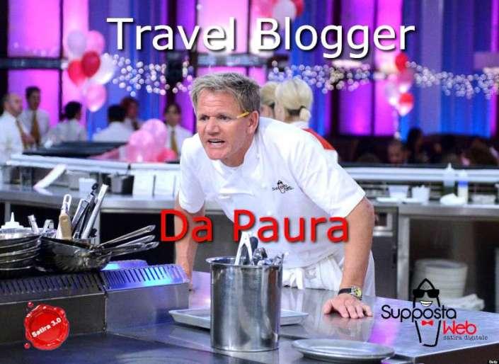 travel blogger da paura