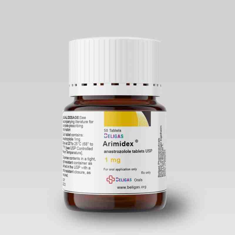 Arimidex-Beligas