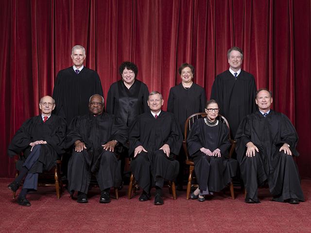 Image result for images of current Supreme Court judges